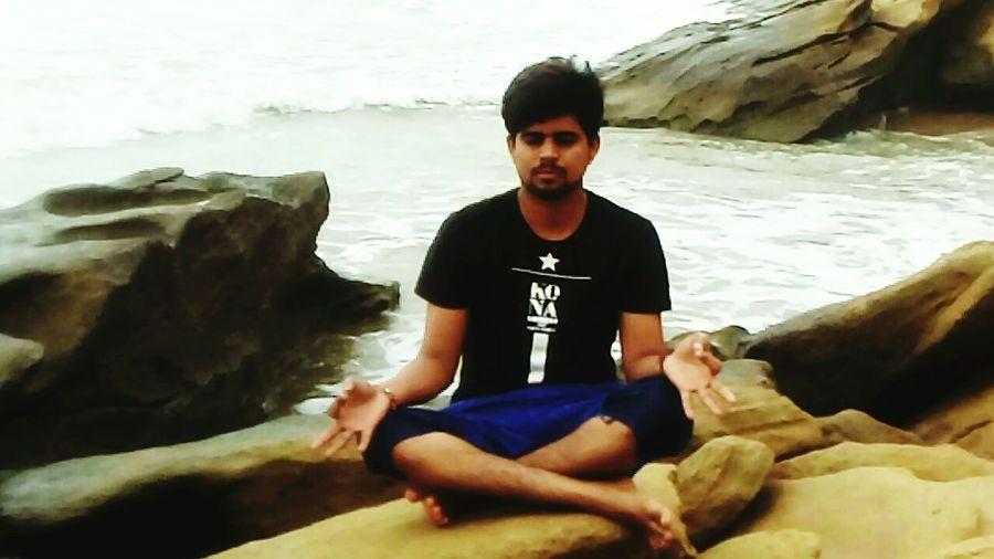 Beach Sea Vacations Yoga Meditation