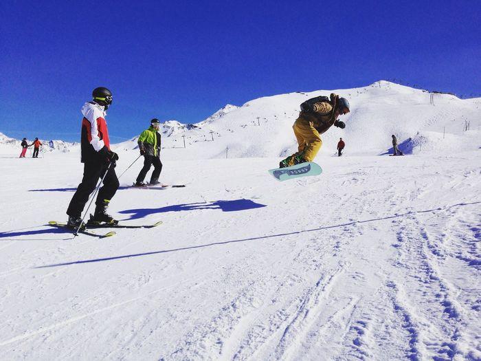 Snowboarding ❤