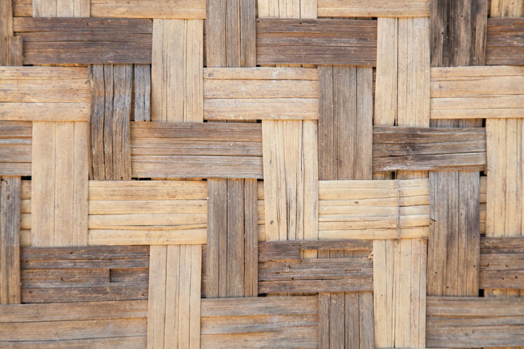Directly above shot of wooden planks