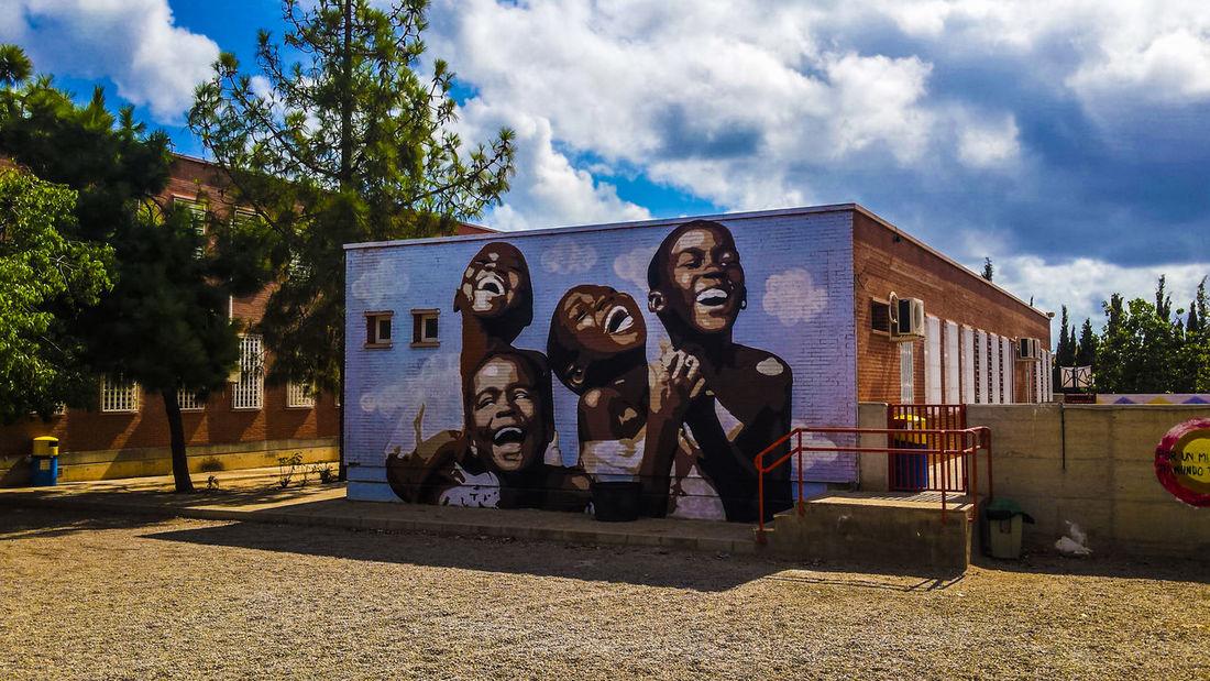 infancia encarcelada Educación Libre Infancia Encarcelada Los Alcázares Niños
