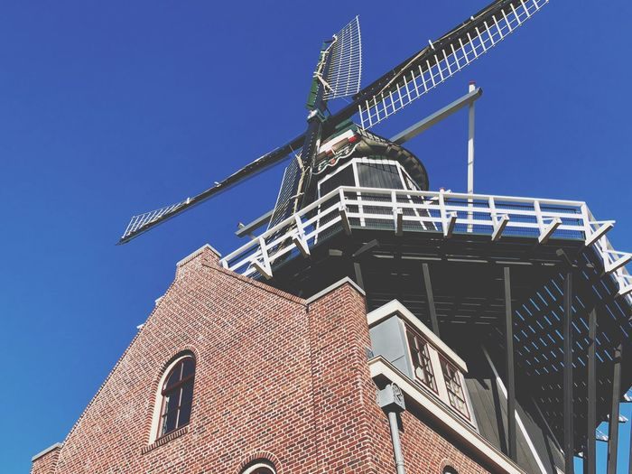 Windmill in the
