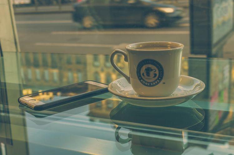 кофехауз утро кофетайм