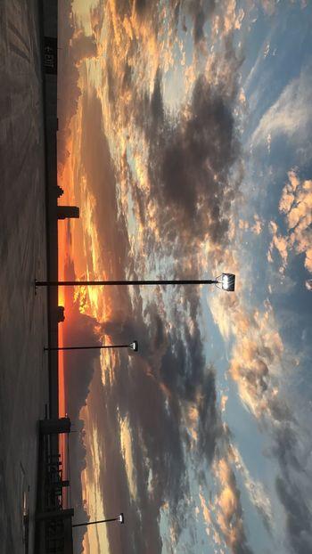 EyeEm Selects EyeEm Selects Camera Cameraroll Outdoors Cloud - Sky Sunset Sky Nature Houston Rainlogos