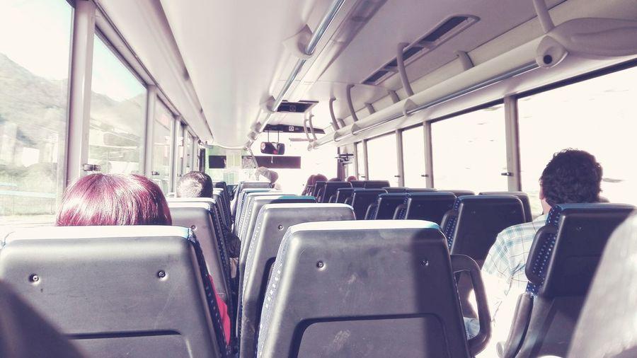 Bus life Enjoying Life