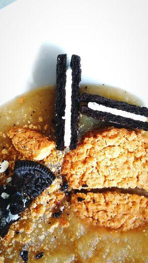 Cookies & Apple Sauce Snacklife' Munchies
