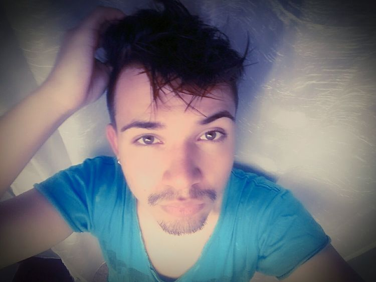 AfterShower Rising Sun Self Portrait Selfie Gayboy Sun Colors Filter Music Gayselfie