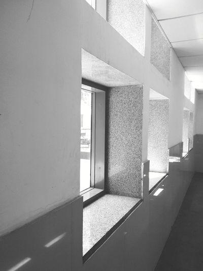 Bnw_friday_eyeemchallenge Bnw_photographerframed Shadow Sunlight Window Architecture Built Structure Corridor Entry Passage Archway The Architect - 2018 EyeEm Awards