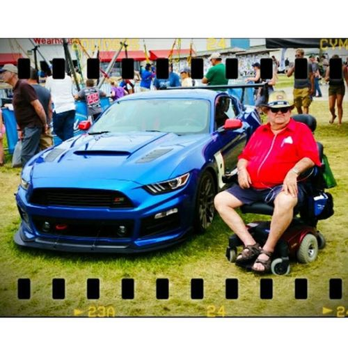 Fordairventure Osh15 Eaa Roushracing Rouschcharged Dad's luv'in the rides!!!