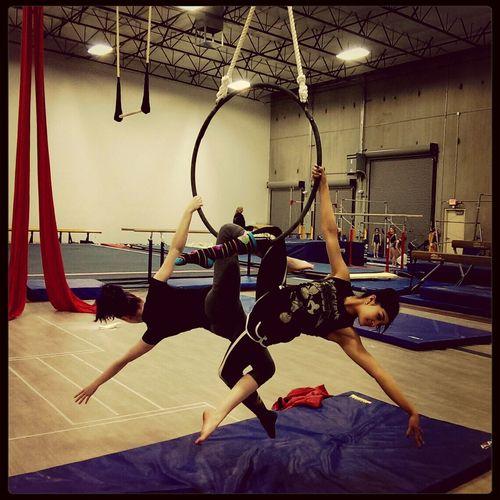 Lyra GymPartners Gymnastics First Eyeem Photo