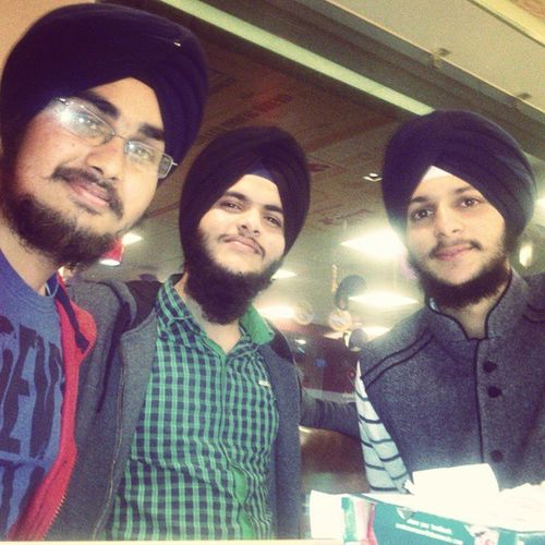 Thnx fr being there in my life ..... together at a place 3idiots Wonderfultime
