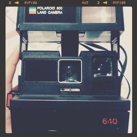 Polaroid ♥ memories
