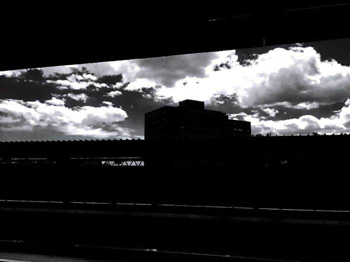 Sky Cloud - Sky Architecture Built Structure Silhouette Building Exterior No People Outdoors Day City Nature