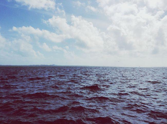 Water Waves Clouds