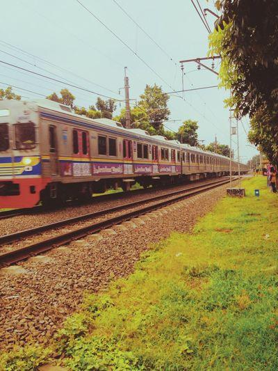 Train jakarta krl