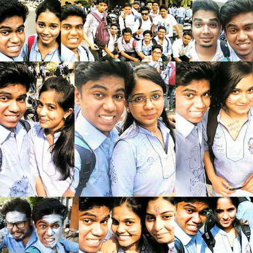 Lastdayofycce 2016batch Y.c.c.e Nagpurdiaries Finalyrmemories Lovenfriendship Movingon Signoutycce Nagpur