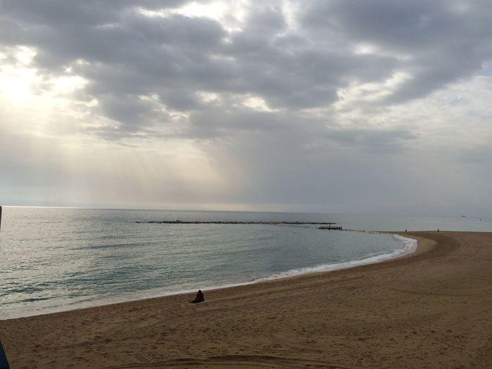 Sea Barcelonalove Catalunyalove Relaxing