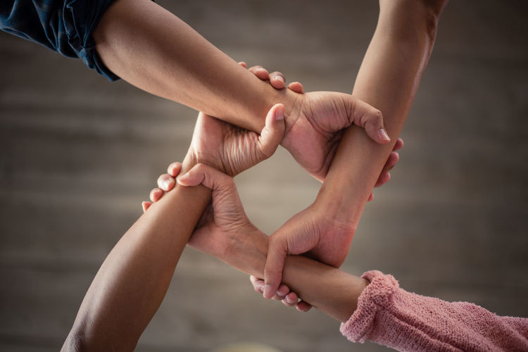 hand for relationship and powerful Body Part Bonding Finger Focus On Foreground Hand Healthy Lifestyle Holding Human Body Part Human Foot Human Hand Human Leg Human Limb Leisure Activity Lifestyles Limb Love Low Section People Real People Togetherness Two People Women
