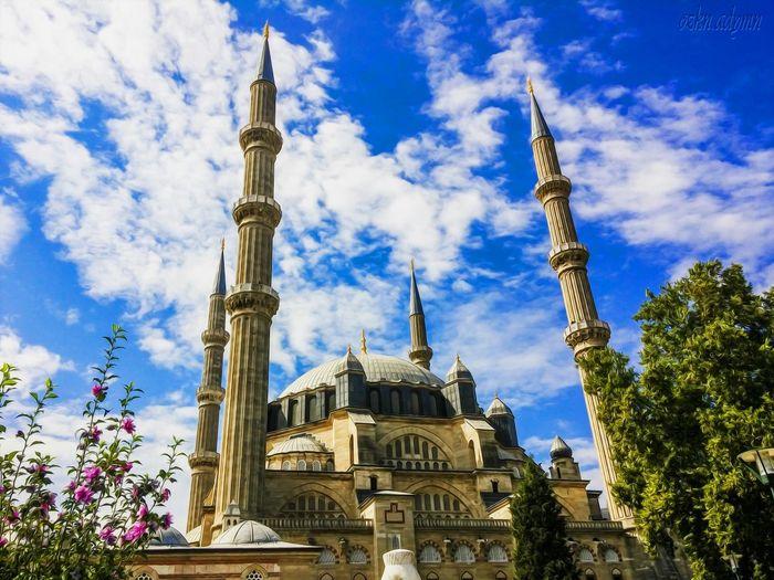 Edirne Selimiyecamii Mosque Taking Photos Photography Picoftheday Bestoftheday Photooftheday Photo