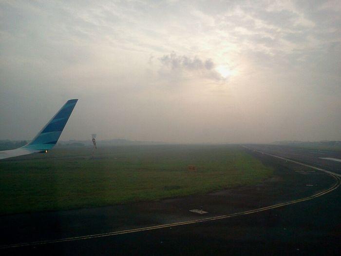 Early Morning Landing