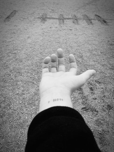 TheWeekOnEyeEM Taking Photos Blackandwhite Hand Tattoo Nature Sand Showcase: February Taking Photos Hanging Out Enjoying Life EyeEm Best Shots Check This Out That's Me Shitting On The Ground