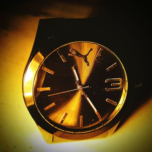 43 Golden Moments Watch Goldenblackwatch Lifestyles Puma Samsungphotography Galaxys5photography
