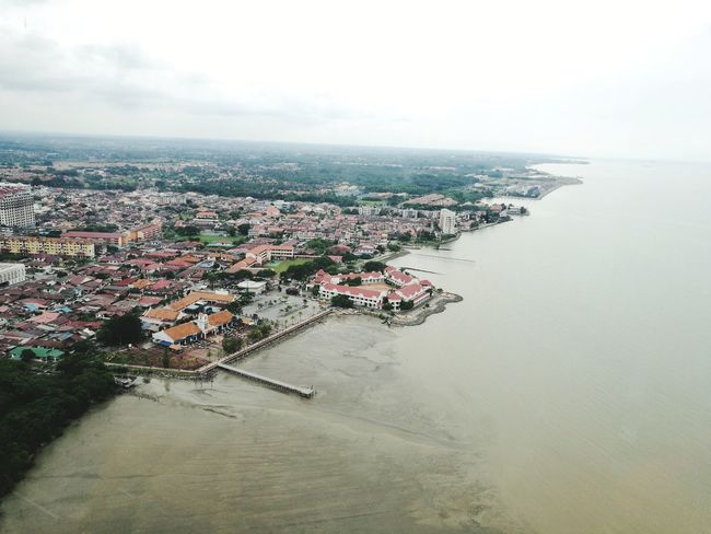 HeritageVillage Malacca Historical City, Malaysia Kampung Portugese Settlement Aerial View Cityscape Nature HuaweiP9Photography P9photography Outdoors