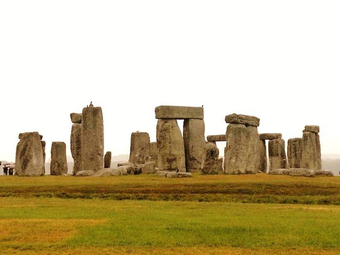 Stonehenge Memorial Mystical Atmosphere