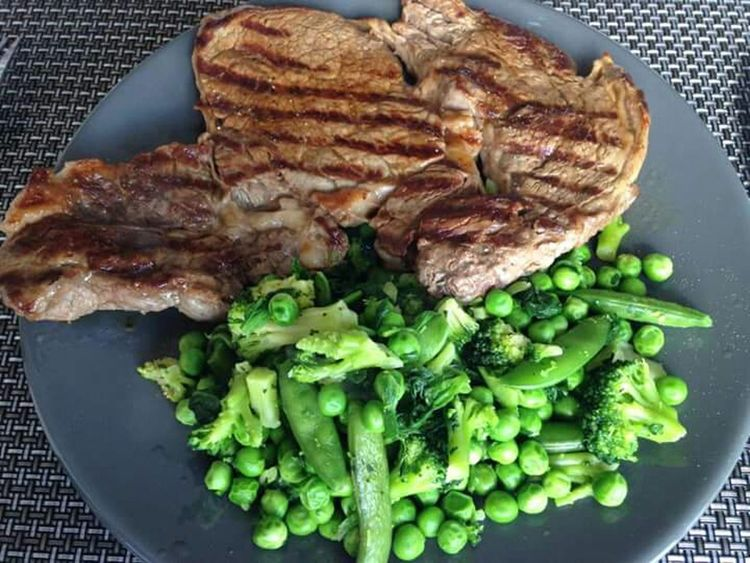 Miam! Gym Time GymLife Dietfood Dieta