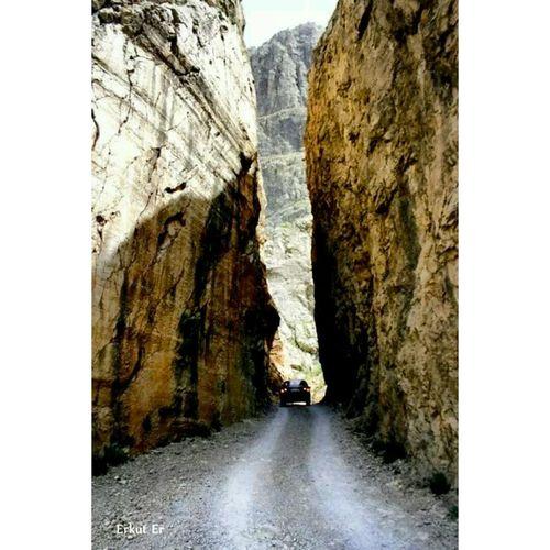Erzincan Kemaliye Canyon Mountains