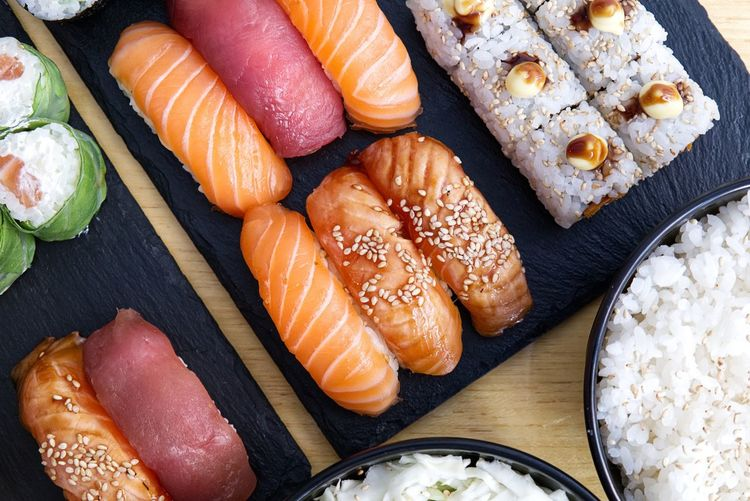 Sushis at the