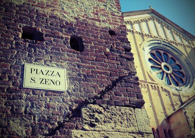 W:\1_Secondo_Invio_gia_Inviate_Ma_Non_Trasferite_su_Z\20180603_SecInv_b_Archit Basilica Church City Place Of Worship S. Zeno San Zeno San Zenone Text Verona Verona Italy Verona, Italy Building Exterior Italian Italy Lomo Piazza Piazza S. Zeno Religion Religious  S.zeno Saint Zeno San Zeno Veneto Veronese Zeno