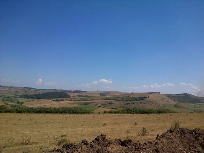 Beauty In Nature Hill Horizon Over Land Landscape Nature No People Non-urban Scene Zarnesti