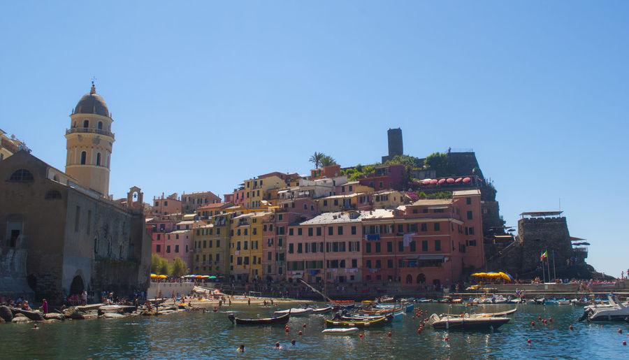 Cinqueterre Dolcevita  Greatview Italia Liguria Sea Travel Travel Destinations Vernazza Water