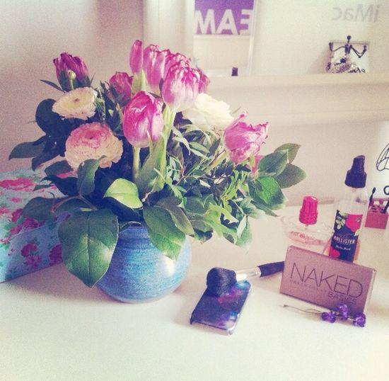 Flower Nakedbasics Iphonecase Girlthings