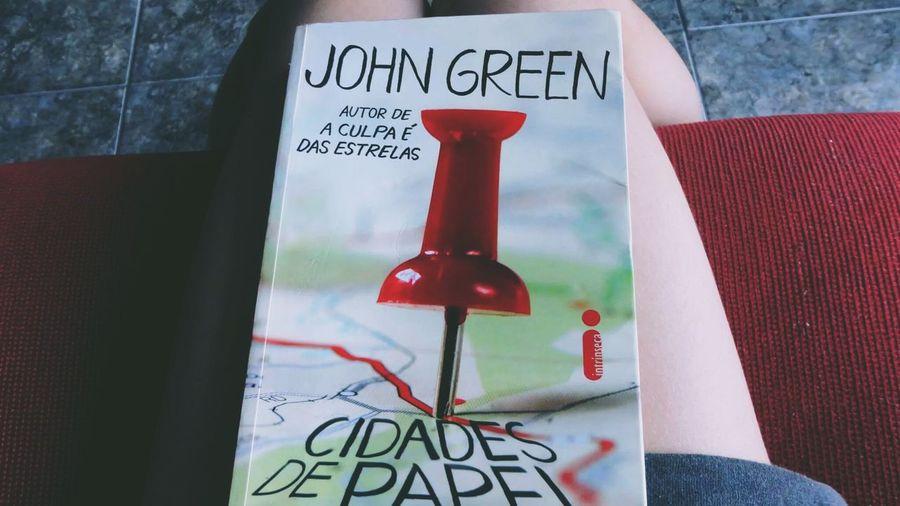 Melhor livro <3 Book Johngreen Silhouette EyeEm Best Shots