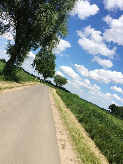 Sommer Summerfeeling Blauer Himmel Check This Out Hanging Out Taking Photos