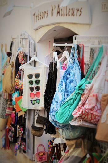 Ramatuelle St.Tropez Holiday Shopping