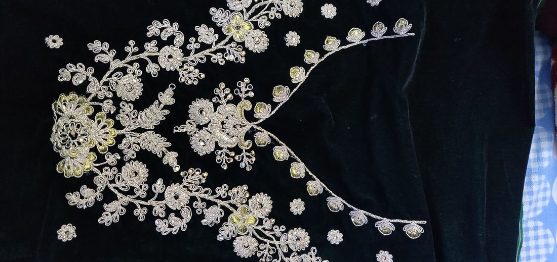 Pattern Textured  Close-up