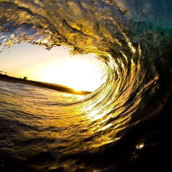 Wave Surf Culture Beach Sunrise Wavephotography