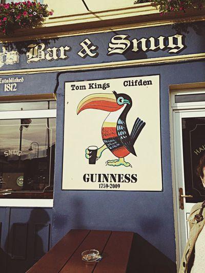 Irish Pub Guinness Connemara Night Out