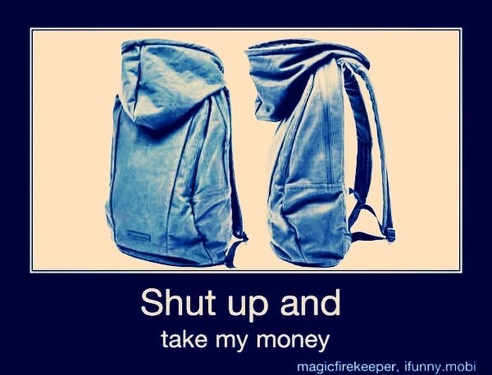 Take My Money!