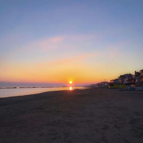 New day Sunrise Sea Seascape Landscape Sunrise Silhouette Landscape_Collection Landscape_photography Silhouette