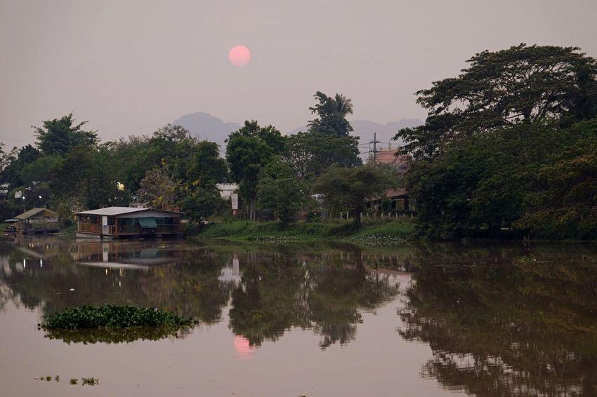 Sunset @ Kokriver ThailandOnly EyeEmNewHere