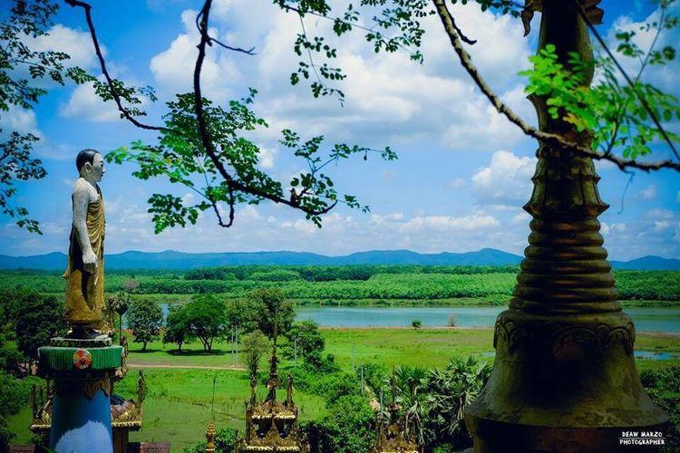 Myanmar Clouds