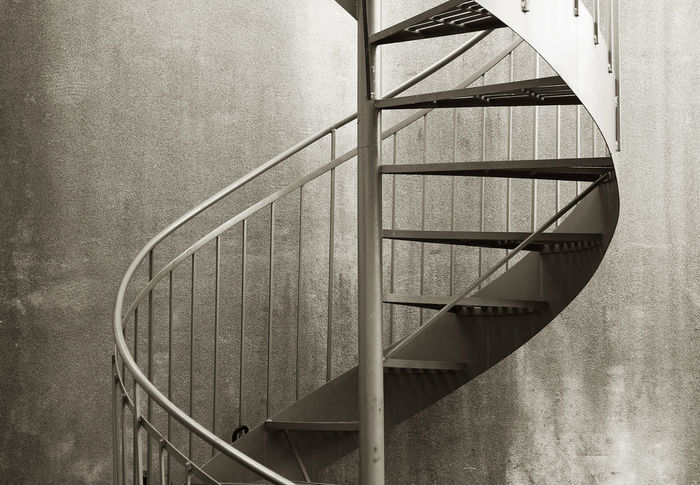 SPIRAL STAIRCASE Architecture Staircase Metal Steps And Staircases Spiral Spiral Staircase Design Urban