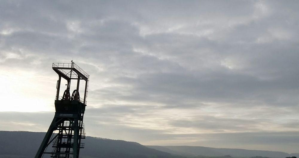 Bergbau Bergbaumuseum Mining Miningengineer Outdoors Sky