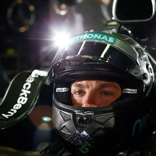 Good luck idol!!! TeamMercedes TeamRosberg F1