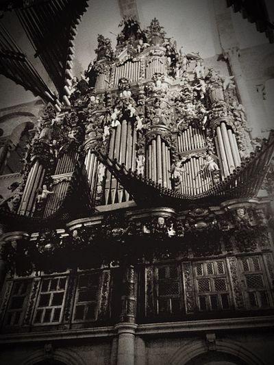 Santiago De Compostela SPAIN Church CaminodeSantiago Catedral De Santiago Blackandwhite