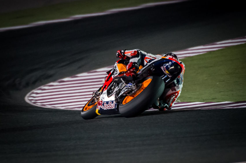 Final MotoGP preseason testing at Losail International Circuit in Qatar Losail LosailCircuit Motogp Motorcycles Motorsport Qatar Race Test Winter