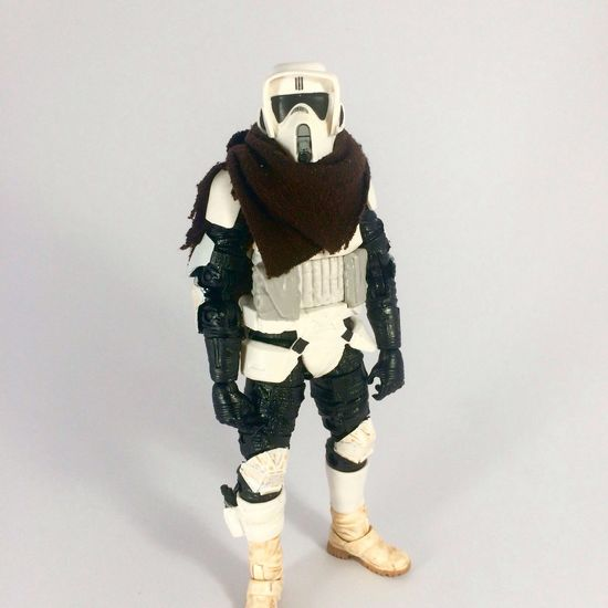 """""""The Scout trooper Story 1"""" Action Figures Starwarsblackseries6inch Starwarsblackseries Starwarstheblackseries Starwars Starwarstoypix Starwarsfigures Starwarstoys"""